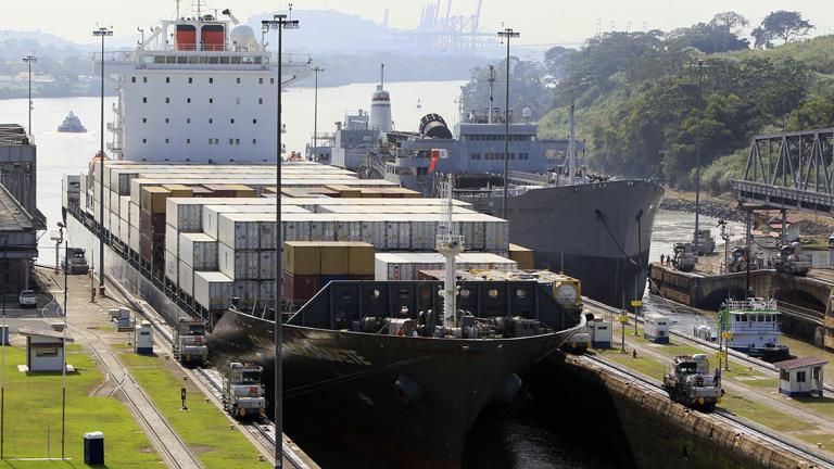 """El Canal de Panamá rechaza las ofertas de Sacyr e Impregilo por estar """"fuera de contrato"""""""
