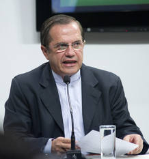EL CANCILLER ECUATORIANO, RICARDO PATI&Ntilde;O