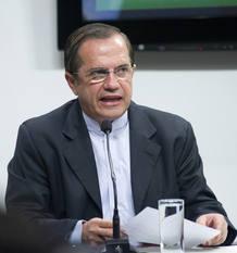 EL CANCILLER ECUATORIANO, RICARDO PATIÑO