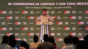 Ver vídeo  'El candidato del PRI, Enrique Peña, favorito en las presidenciales de México'