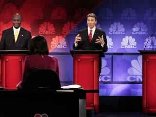 Ver vídeo  'Los candidatos republicanos debaten en EE.UU. sobre política exterior, la gran olvidada de la campaña'