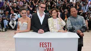 Ver vídeo  'En Cannes las musas españolas del destape han sido las protagonistas'