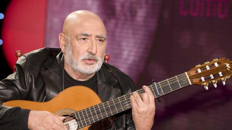 El cantante Peret ha muerto en Barcelona a los 79 años