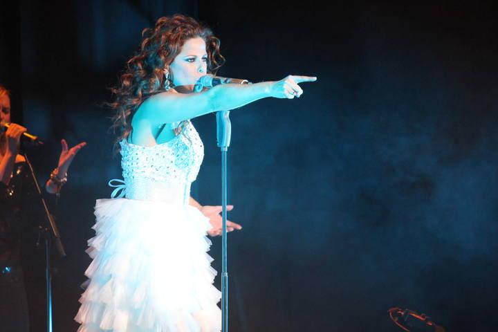 La cantante representará a España en Eurovisión el próximo 26 de mayo.