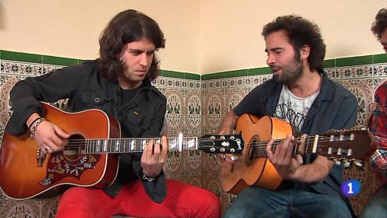 Los cantantes el Canijo y el Rulo vuelan en solitario