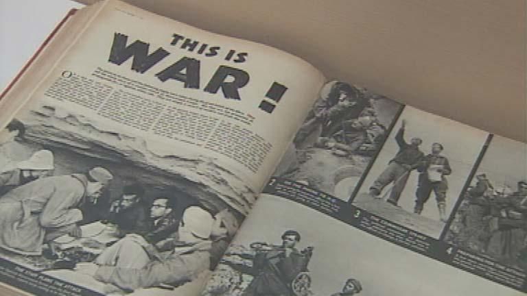 Se cumplen 100 años del nacimiento de Robert Capa
