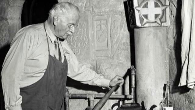 "UNED - Carl Gustav Jung, ""Señor del mundo subterráneo"" - 13/01/12"