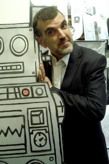 Carles Santamaria, director del Salón del Cómic de Barcelona