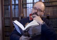 """Carlos Ruiz Zafón leyendo """"El prisionero del cielo"""""""