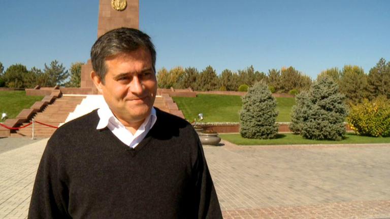 Españoles en el mundo - Uzbekistán - Carlos