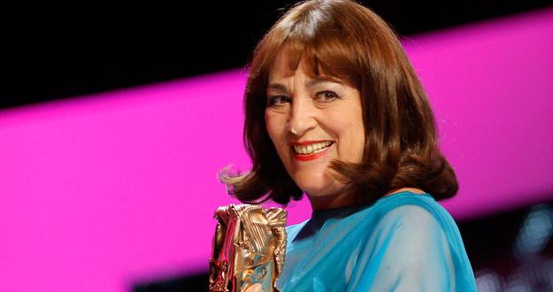Carmen Maura en los Premios César 2012
