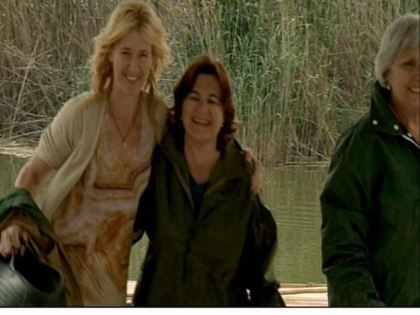 Carmen y Rosa, pescadoras de la Albufera