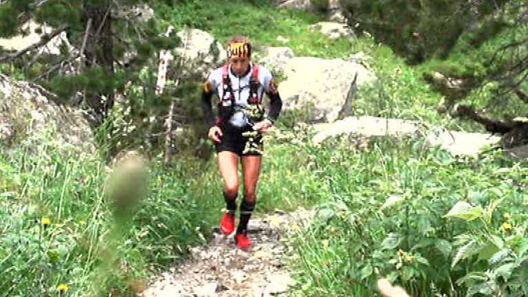 Carrera de montaña - Buff Epic Trail Aigüestortes 2014