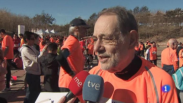 Carrera solidaria en Barcelona para apoyar las donaciones de órganos