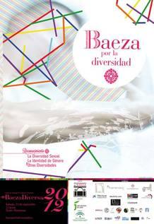 Cartel de Baeza Diversa 2012