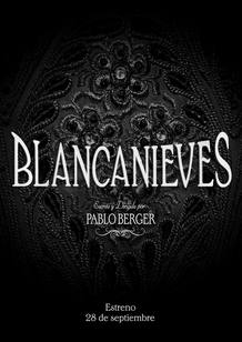 Cartel Blancanieves Pablo Berger