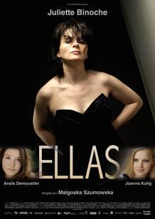 Cartel de 'Ellas'