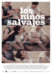 Cartel de la película 'Los niños salvajes', de Patricia Ferreira