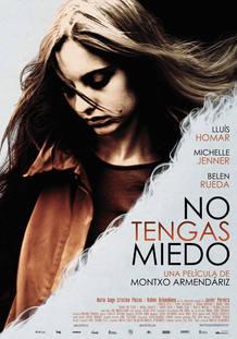 Cartel de la película 'No tengas miedo'