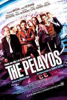 Cartel de 'The Pelayos'