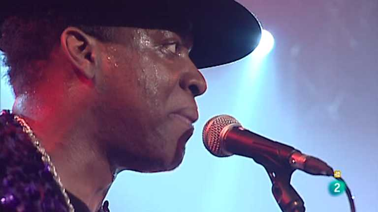 Los conciertos de Radio 3 - Carvin Jones