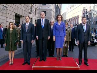 Ver vídeo  'La Casa del Rey publica cómo reparte la asignación anual que recibe de los Presupuestos Generales del Estado.'