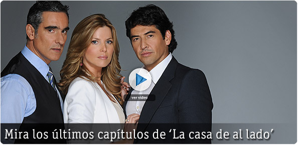 'La casa de al lado', en RTVE.es