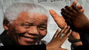 Ver vídeo  'La casa de Mandela se convierte en centro de peregrinación'