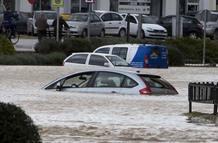 Las inundaciones afectan a 3.000 personas y 800 viviendas en Écija