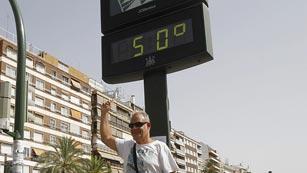 Ver vídeo  'Casi toda España en alerta por temperaturas que rozarán los 45º'