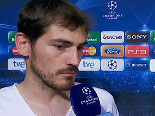 """Ver vídeo  'Casillas: """"Las cosas van como deben ir""""'"""