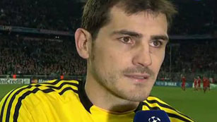 Ver v&iacute;deo  'Casillas: &quot;Da rabia porque es la &uacute;ltima jugada del partido&quot;'