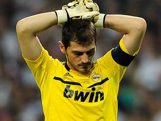 """Ver vídeo  'Casillas: """"Hubiera sido más justo el empate""""'"""