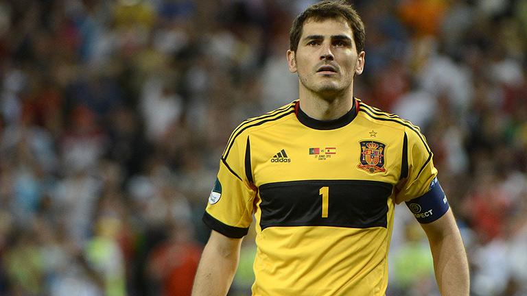 Casillas, un seguro de vida en los penaltis