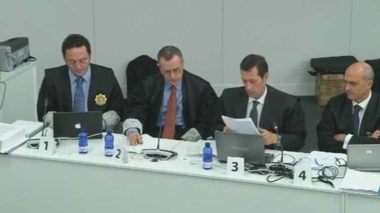 Intervención de José María Ruiz Soroa abogado del capitán del Prestige
