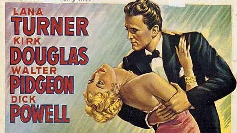 'Cautivos del mal', protagonizada por Kirk Douglas, en Clásicos de la 1