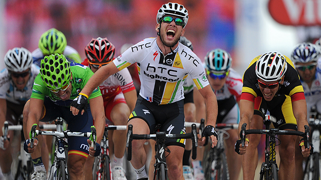 Cavendish sorprende a todos y se estrena 
