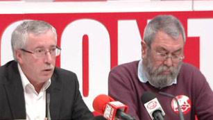 Ver vídeo  'CCOO y UGT convocan huelga general para el 29 de marzo'