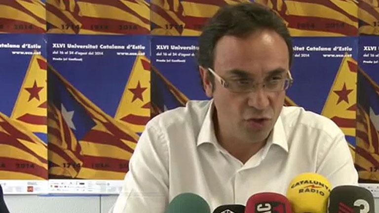 """El coordinador de CDC cree que hay que ser """"respetuoso"""" con la petición para que comparezca Jordi Pujol"""