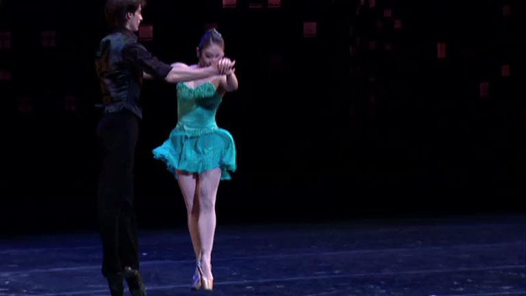 La Compañía Nacional de Danza vuelve a bailar en puntas
