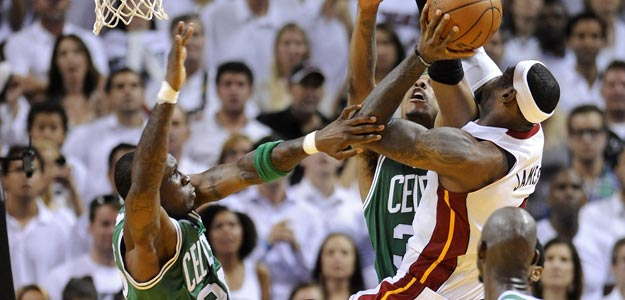 CELTICS DE BOSTON - HEAT DE MIAMI