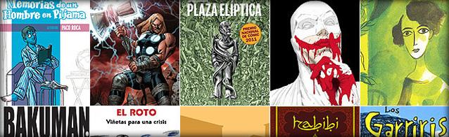 <center>Los cómics más destacados de 2011</center>