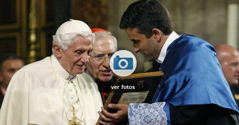 <center>Segunda jornada del Papa en España</center>