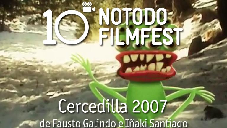 Cercedilla 2007 - Fausto Galindo e Iñaki Santiago (2012)
