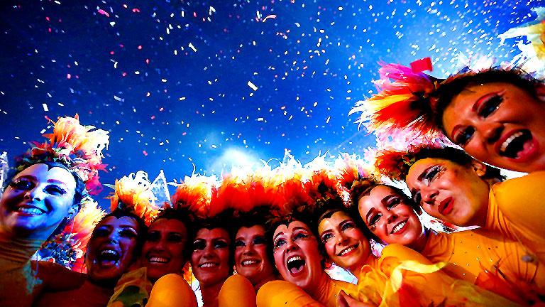 La ceremonia de inauguración de Londres 2012, música y color