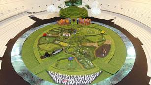 Ver vídeo  'La ceremonia inaugural, el secreto mejor guardado de Londres 2012'