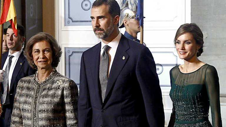 Ceremonia Premios Principe de Asturias 2013