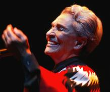 Chavela Vargas, en 2004