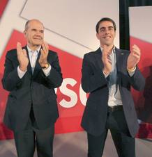 """CHAVES DICE QUE EL PSOE """"NO ACEPTARÁ"""" EL COPAGO Y QUE EL PP """"TIENE MIEDO"""""""