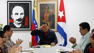Ver vídeo  'Chávez ha confirmado que tiene de nuevo cáncer aunque no metástasis'